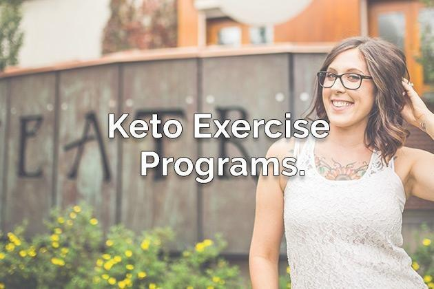 Working Out On Keto: 7 Exercise Programs I'm In Love With