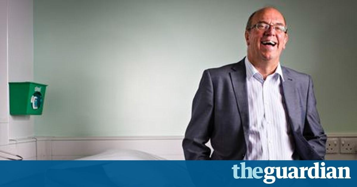 Diabetes and me: how silent killer caught up with NHS chief