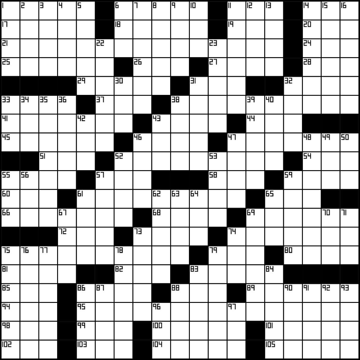 Pdb-101: Learn: Flyers, Posters & Other Resources: Other Resources: Crossword Puzzle
