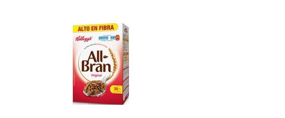 Radiografa De... All Bran, De Kellogg's, 40 G - El Poder Del Consumidor