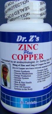 Zinc Deficiency Type 1 Diabetes
