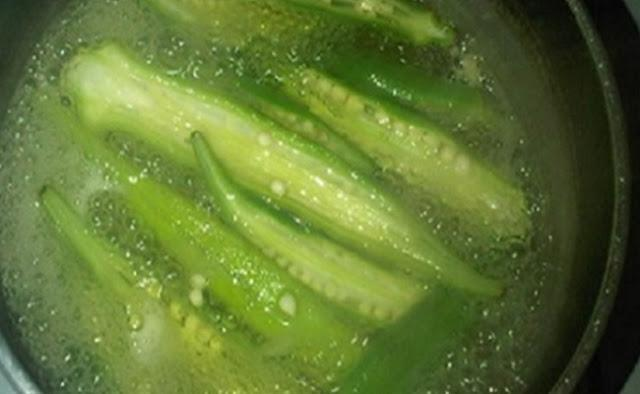 Cleanse Kidneys of Toxins, Diabetes, Asthma and Cholesterol With OKRA WATER!