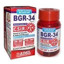 Bgr-34 Diabetes Medicine Review
