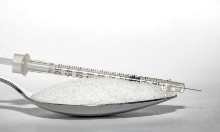 Who gets type 2 diabetes? Addicts and athletes!