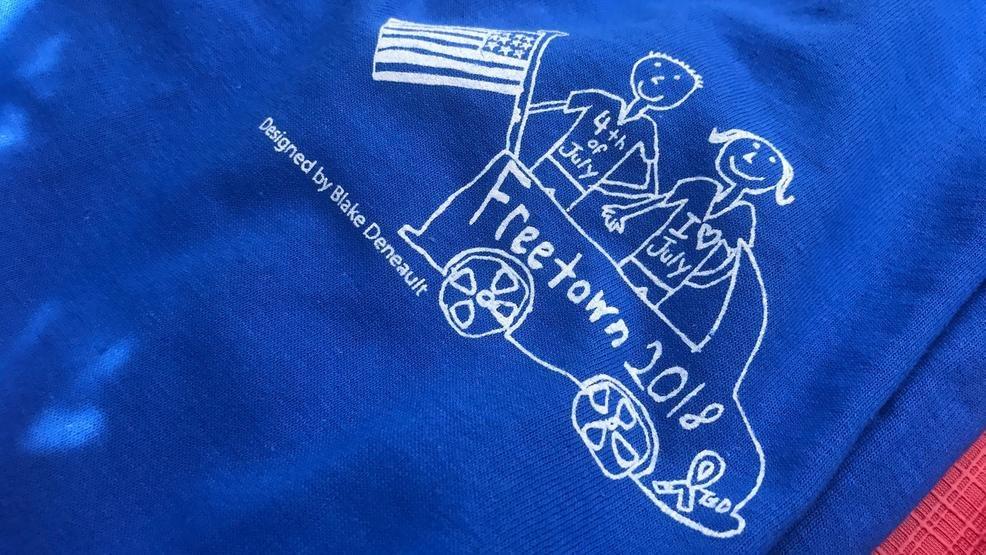 Freetown Boy Designs T-shirts To Bring Awareness To Diabetes