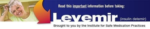 High-alert Medications - Levemir (insulin Detemir)