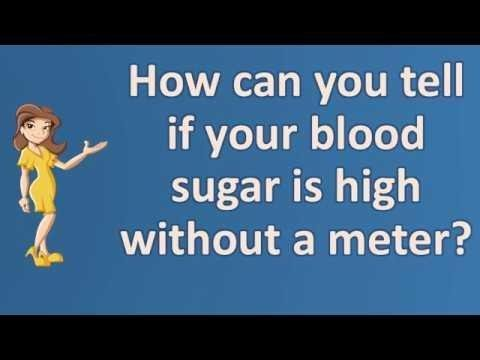 How Can You Test Your Blood Sugar Without A Meter?