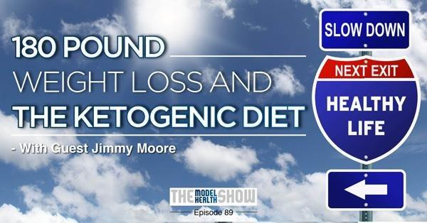 Tmhs 089: 180 Pound Weight Loss And The Ketogenic Diet – With Jimmy Moore