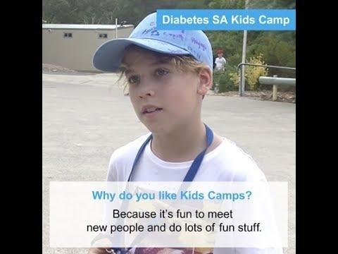 Diabetes In Children: Special Camps