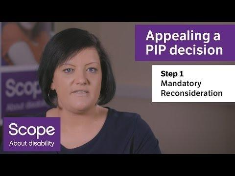 How To Win A Pip Appeal