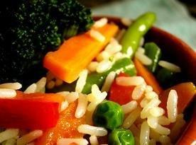 Arroz Con Verduras Para Celacos Diabticos