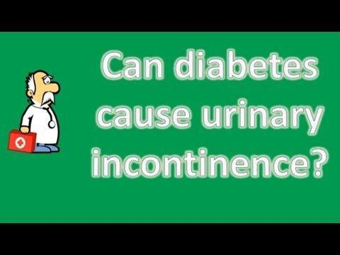 Diabetes Bladder Problems
