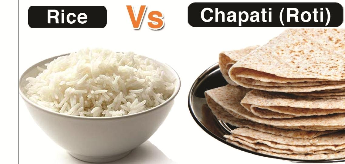 Which Is Better Choice For A Diabetic: Roti Or Rice