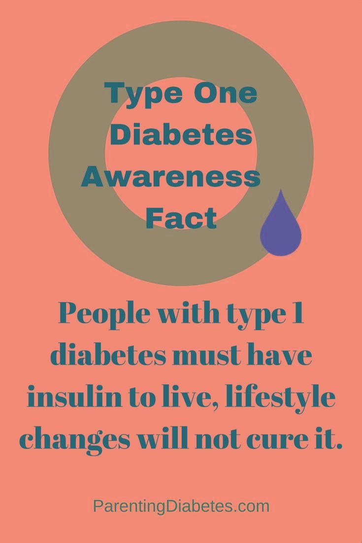 Type 1 Diabetes Awareness Month