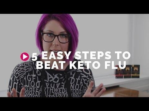 Symptoms Of Ketosis Flu