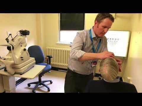Retinopathy Eye Exam Screening?