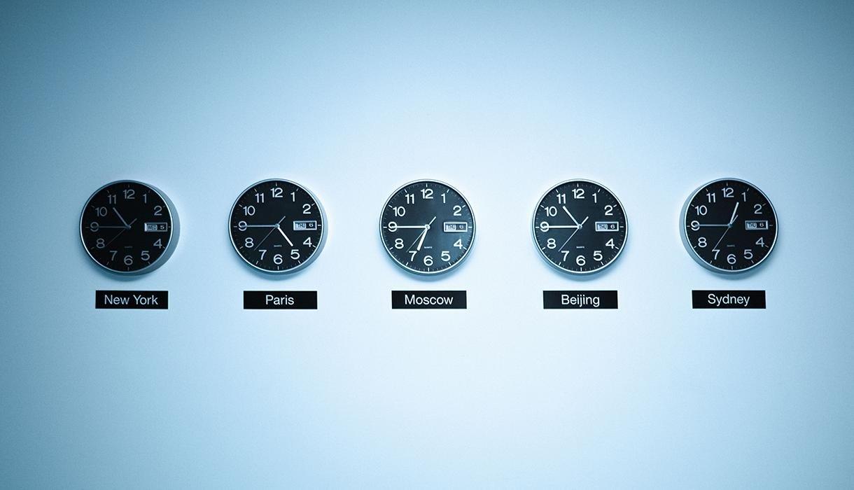 Time Zones |