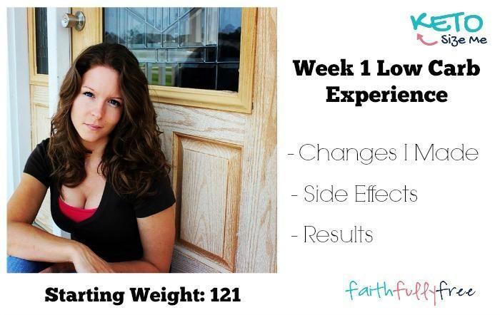 Keto Diet First Week Weight Loss