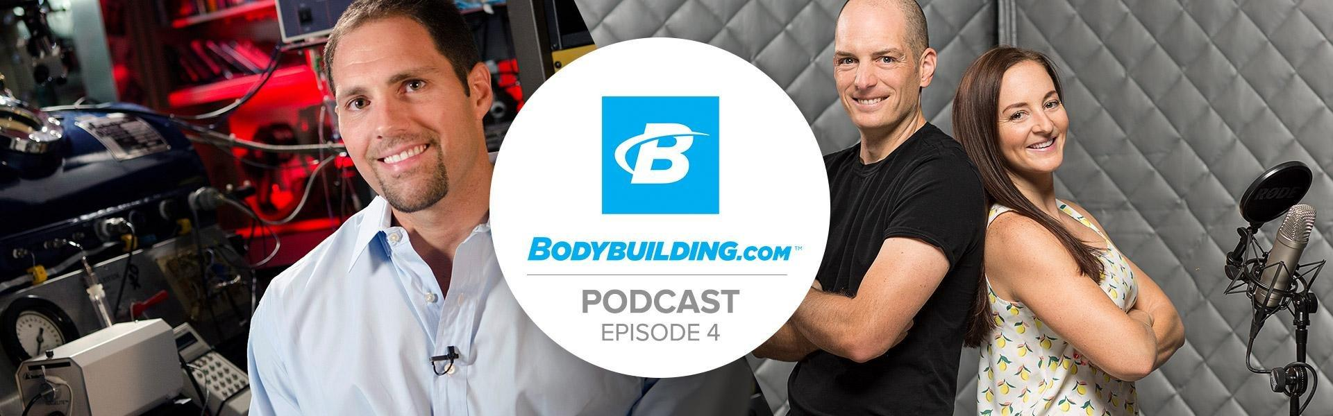 Podcast Episode 4: Dr. Dominic D'agostino On The Ketogenic Diet