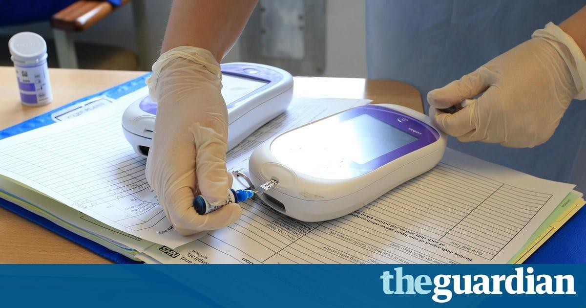 Diabetes drugs cost NHS nearly £1bn a year