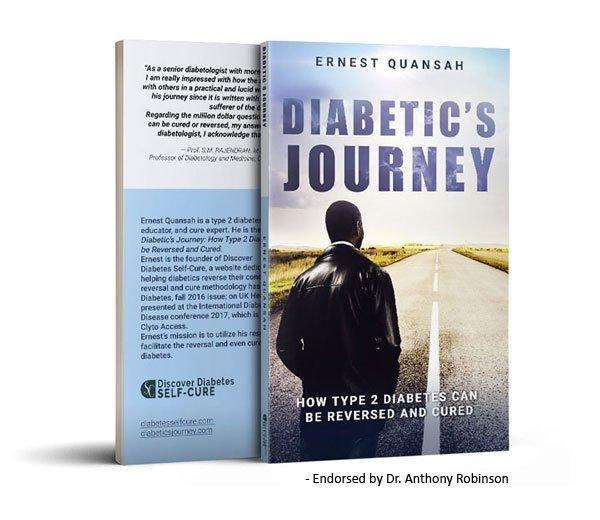 Discover Diabetes Self-cure