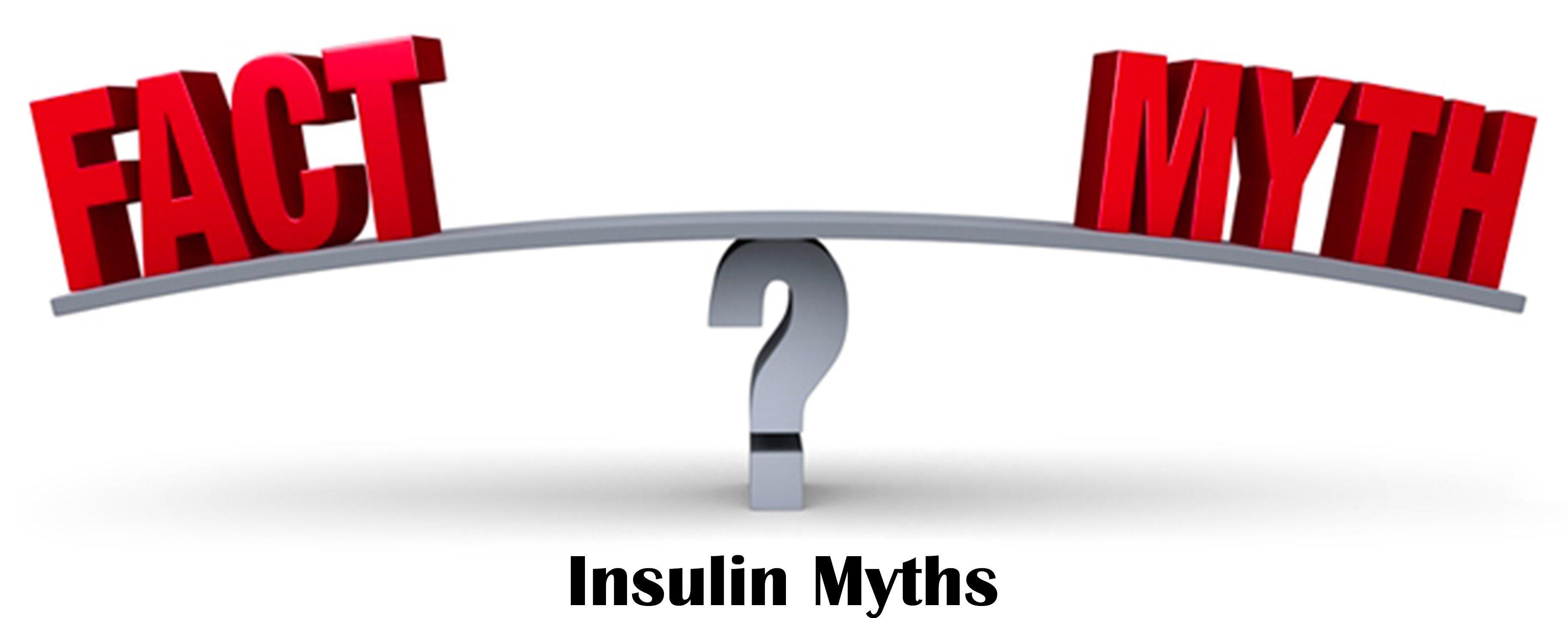 Insulin And Weight Gain Myth Or Reality