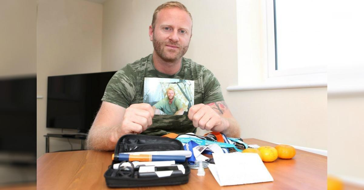Army Veteran Claims He's The First Person In The World To Cure Himself Of Type 1 Diabetes
