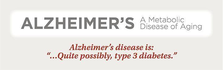 Type Three Diabetes