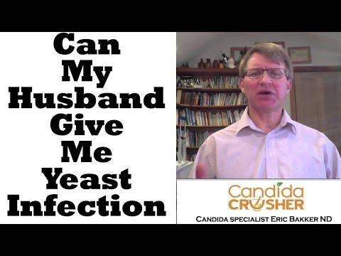 Can A Diabetic Man Give A Woman A Yeast Infection