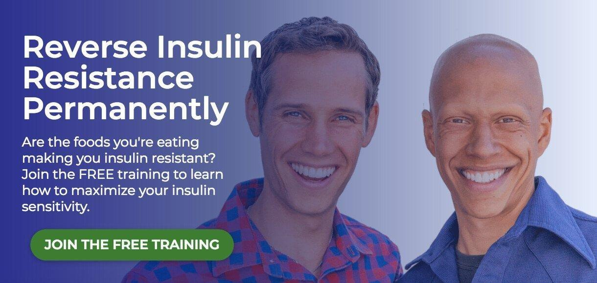 Reverse Insulin Resistance Permanently