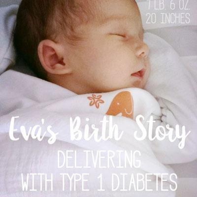 Eva's Birth Story: Part 1 | Mom Makes Joy