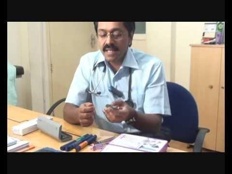 Insulin Pen Injection Video