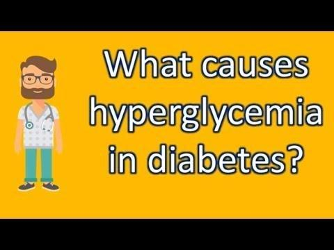 What Is The Difference Between Hyperglycemia And Diabetes?
