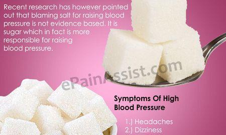 Can High Blood Sugar Cause High Blood Pressure