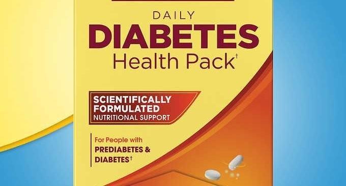 Nature Made Diabetes Health Pack Reviews