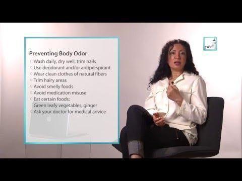 Diabetes Body Odor