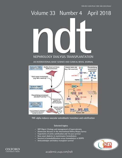 Extreme And Life-threatening Case Of Recurrent D-lactate Encephalopathy | Nephrology Dialysis Transplantation | Oxford Academic