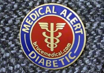 Diabetic Medical Identification