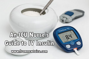 How Iv Insulin Can Kill Your Patient