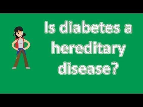 Which Type Of Diabetes Is More Likely To Be Inherited And Why?