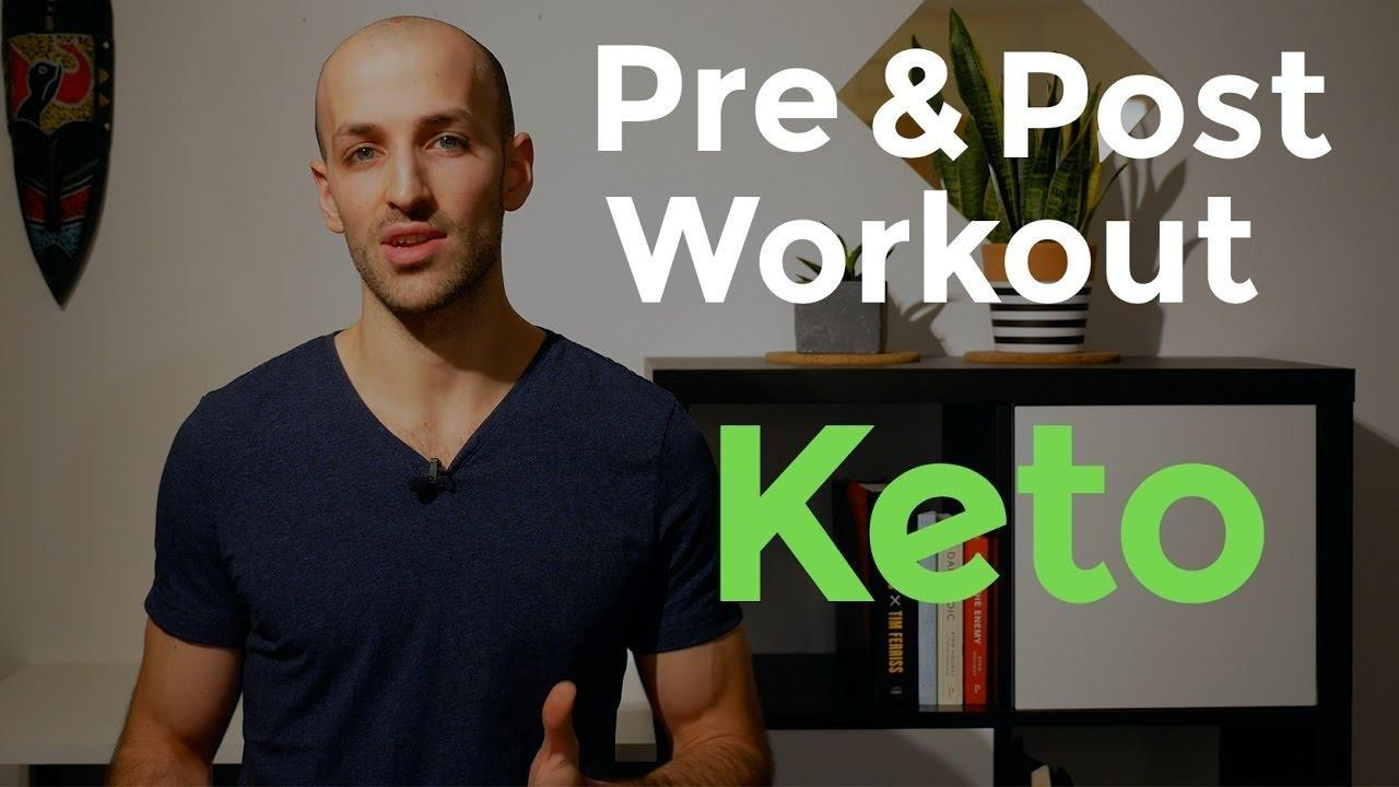 Pre & Post Workout On Keto – My Experience