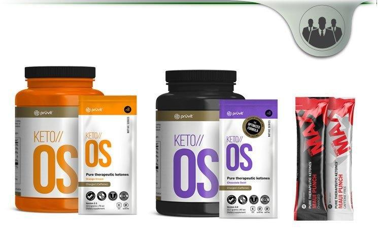 Pruvit Keto-os – The Ketone Operating System