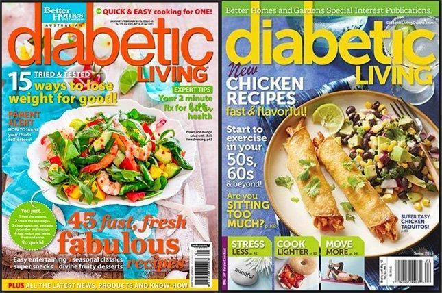 Free Diabetes Magazine By Mail