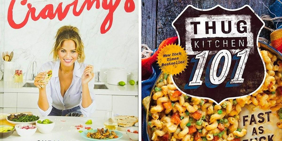 12 R.d.-approved Cookbooks That'll Change Your Healthy Cooking Game