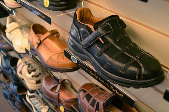 Diabetic Footwear - Falls River Pharmacy