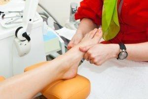 How To Give A Diabetic Foot Massage