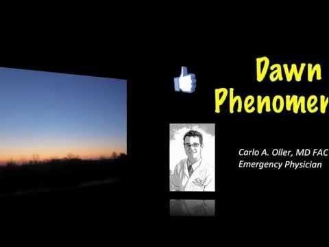 Dawn Phenomenon In Non Diabetic People