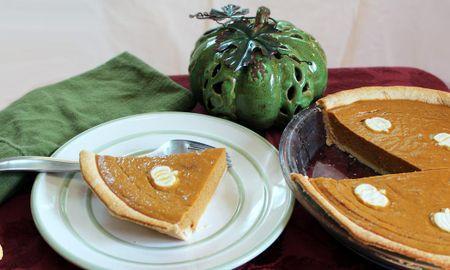 Crustless Pumpkin Pie Without Evaporated Milk