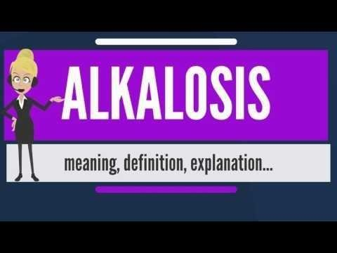 Acid/base Disorders: Metabolic Alkalosis