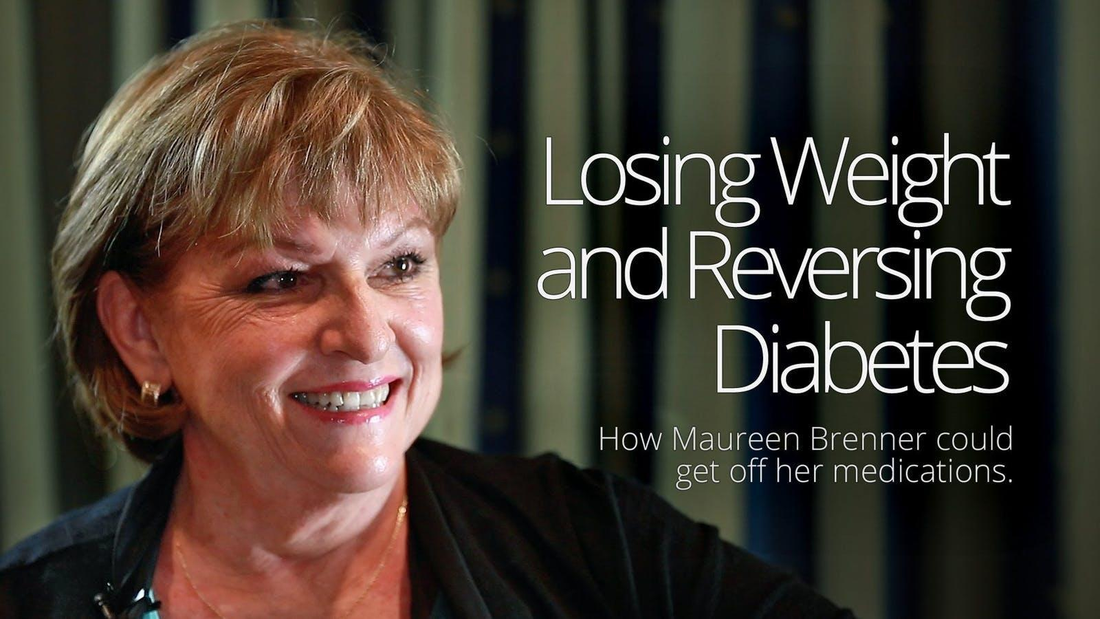 Losing Weight And Reversing Type 2 Diabetes